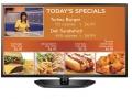 LG Commercial EZSign TV